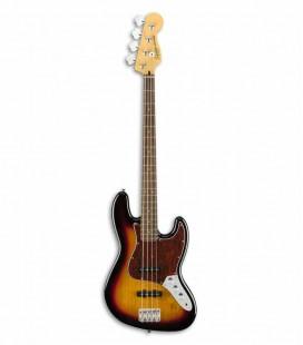Guitarra Bajo Fender Squier Vintage Modified Jazz Bass Sunburst