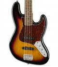 Guitarra Baixo Fender Squier Vintage Modified Jazz Bass