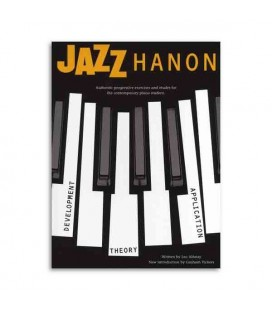 Livro Music Sales AM1004608 Jazz Hanon Piano Revised Edition