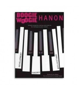 Music Sales Book Boogie Woogie Hanon Piano Revised Edition AM1004630