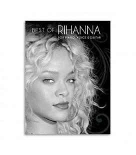 Libro Music Sales AM1004817 Best of Rihanna