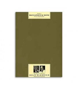 Libro Music Sales AM73966 Bacharach David Gold Classics