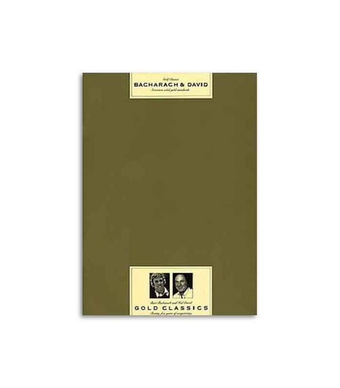 Music Sales Book Bacharach David Gold Classics AM73966