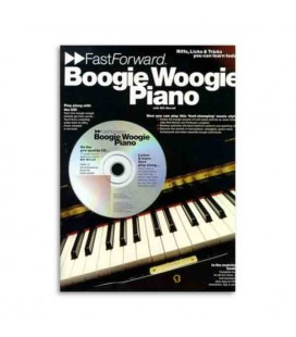 Libro Music Sales AM958925 Fast Forward Boogie Piano
