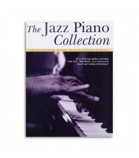 Livro Music Sales AM992002 Jazz Piano Collection PF