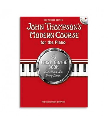Music Sales Book Thompson Modern Course for the Piano 1 Grade WMR101090