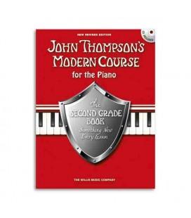 Livro Music Sales WMR101101 Thompson Modern Course for the Piano 2 Grade