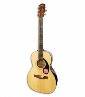 Guitarra Acústica Fender CP-60S Parlor 3T Natural