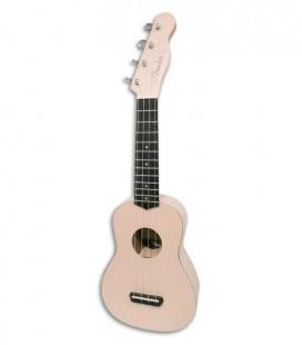 Ukelele Fender Soprano Venice Shell Pink