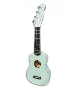 Ukelele Fender Soprano Venice Surf Green