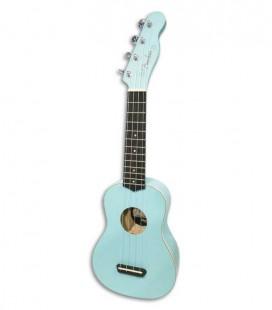 Fender Soprano Ukulele Soprano Venice Daphne Blue