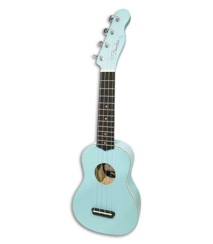 Ukelele Fender Soprano Venice Daphne Blue