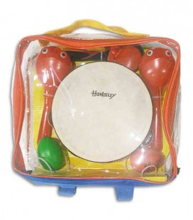 Honsuy Percussion Set 46500 6 pieces
