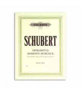 Schubert Musical Moments Op 90 94 142 Edition Peters