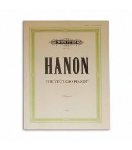 Libro Edition Peters EP7357 Hanon The Virtuoso Pianist