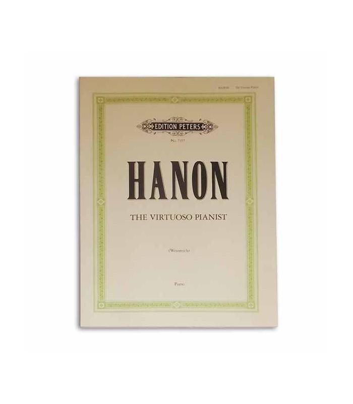 Peters Edition Book Hanon The Virtuoso Pianist EP7357
