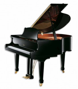 Ritmuller Grand Piano R8 Conventional Grand 150cm Black Polish