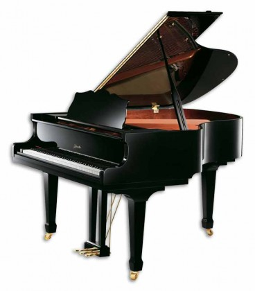 Ritmuller Grand Piano R9 Conventional Medium Grand 160cm Black Polish