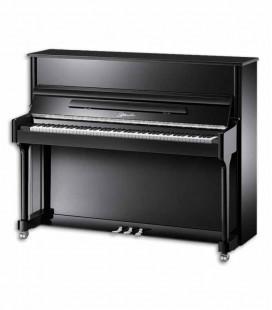 Piano Vertical Ritmuller AEU118S PE Classic 118cm Negro Pulido 3 Pedales
