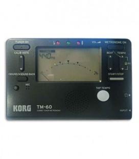 Afinador Metrónomo Korg TM 60