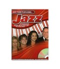 Livro Music Sales AM984687 Easy Piano Play Along Jazz