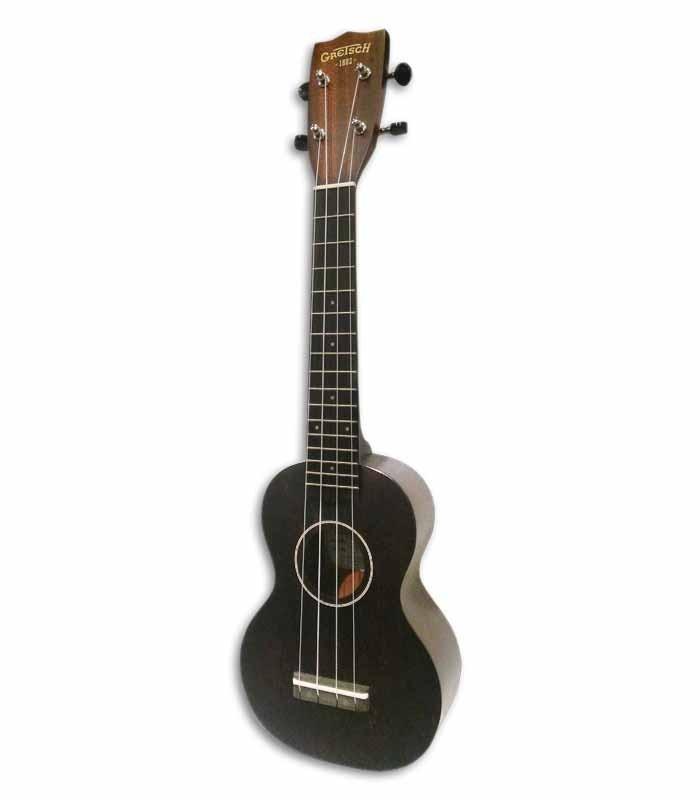 Ukulele Gretsch G9100 L Soprano Long Neck Mogno