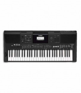 Portable Keyboard Yamaha  PSR E463 61 Keys with Power Supply