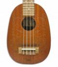 Corpo do ukulele VGS Pineapple Manoa Kaleo