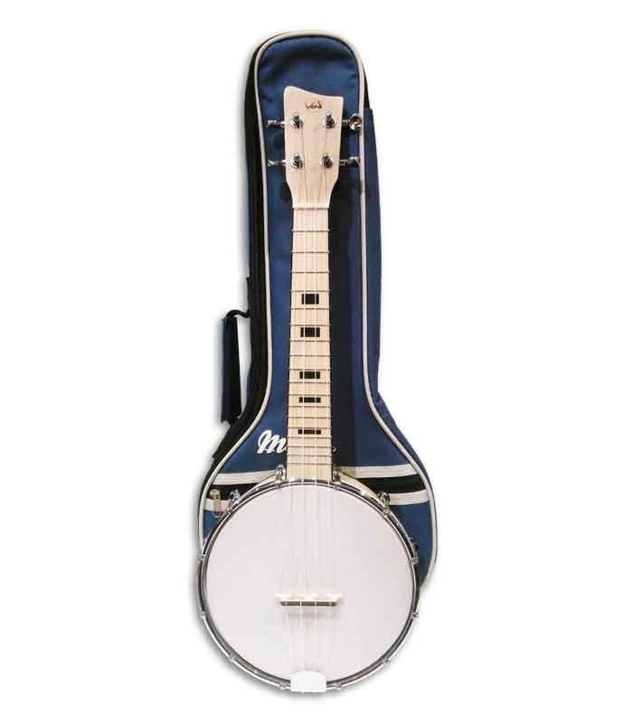 Ukulele Banjo VGS Manoa B-CO-M VG5112550 com Saco