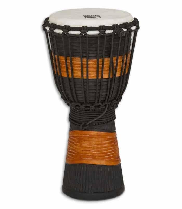 Djembe Toca Percussion TSSDJ-SB Street Series Wood Rope Tuned