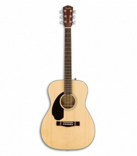 Acoustic Guitar Fender CC 60S Concert LH Natural for Left Handed