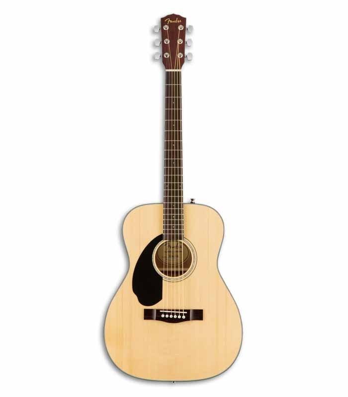 Acoustic Guitar Fender CC 60S Concert LH Natural for Left Handed