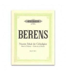 Libro Edition Peters EP3187A Berens Escuela De Velocidad Opus 61 Vol1
