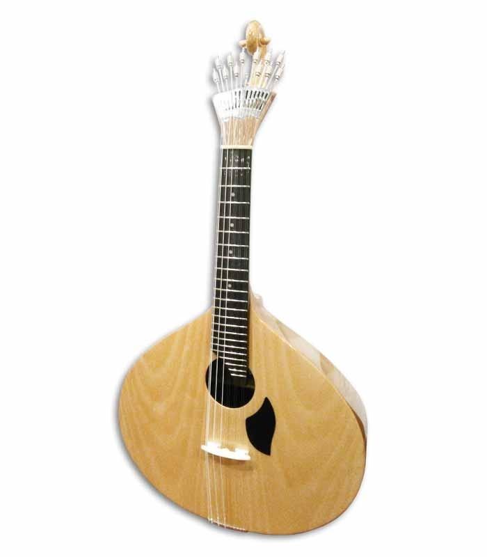 Guitarra Portuguesa Artimúsica 70070 Simples Modelo Lisboa sem Embutidos