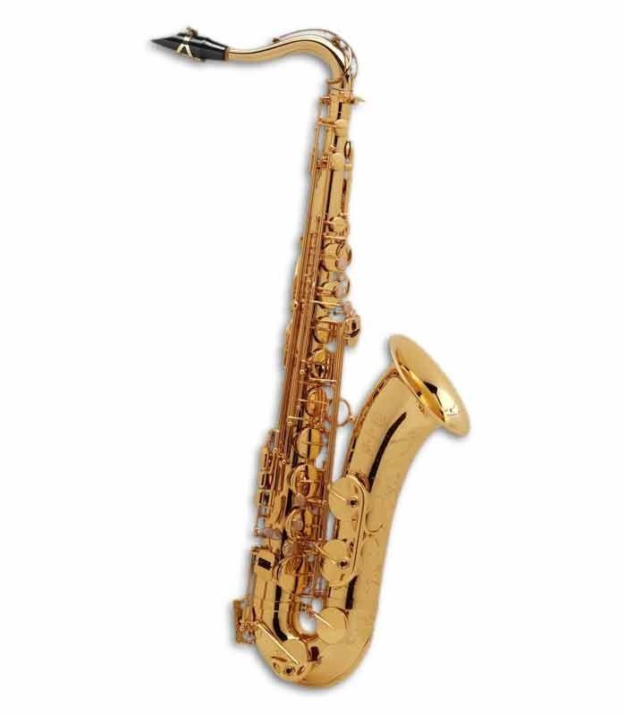 Saxofone Tenor Selmer Super Action 80 II Si Bemol Dourado com Estojo