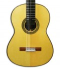 Luthier Teodoro Perez Concerto Classical Guitar Spruce and Madagascar Rosewood with Case