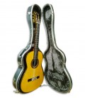 Luthier Teodoro Perez Classical Guitar Spruce and Madagascar Rosewood with Case