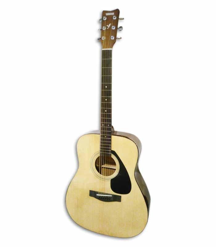 Foto de la guitarra Yamaha F310 natural