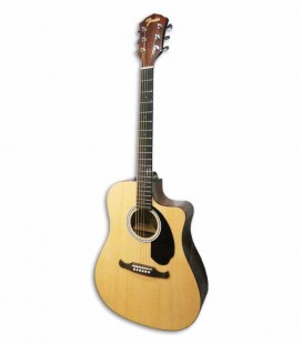 Guitarra Eletroacústica Fender FA-125CE Dreadnought Natural