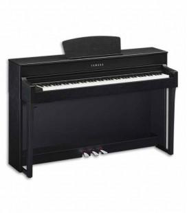Piano Digital Yamaha Clavinova CLP635 88 Teclas 3 Pedales