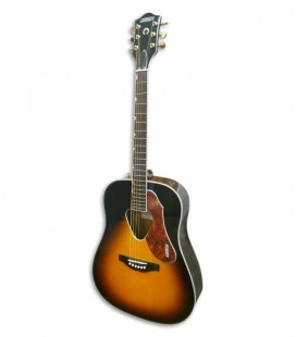 Guitarra Electroacústica Gretsch G5024E Rancher Dreadnought Sunburst