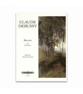 Debussy Rêverie Edition Peters