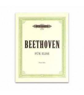 Beethoven fur Elise Edition Peters