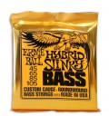 String Set Ernie Ball 2833 045 to 105 for 4 String Bass