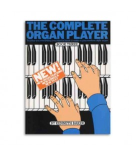 Livro Music Sales AM19456 Complete Organ Player Book 3