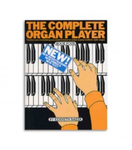 Music Sales Book Complete Organ Player Book 4 AM19464