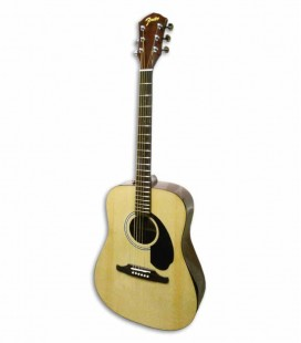 Guitarra Folk Fender FA 125 Natural