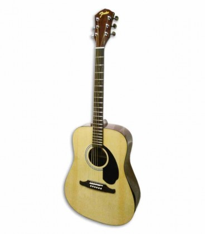 Photo of guitar Fender FA-125 natural