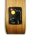 Guitalele APC GC CW Classic Koa Eletrified Cutaway