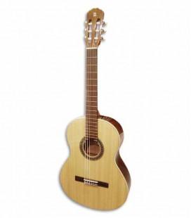 Alhambra 1C Guitarra Clássica Cedro Sapelly